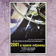 Poster 2001 A Space Odyssey - Size:70x100 - S.Kubrick