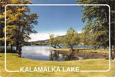 B95453 kalamalka lake from oyama to vernon  usa