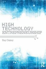 High-Technology Entrepreneurship-ExLibrary