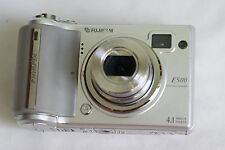 "Fujifilm Finepix E-500 Digital Camera 4.I Megapixel  ""UNTESTED"""