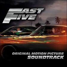 Fast Five [Original Motion Picture Soundtrack] [PA] by Various Artists (CD, May-