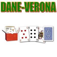 Carte da Gioco CANASTA 107 Modiano con Bauletto Cartone