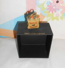 "Jones New York ""Trick Or Treat"" Collectible Enemal Trinket Box NEW"