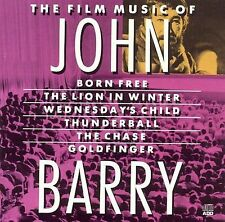Film Music of John Barry by Various Artists