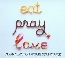 1 CENT CD Eat Pray Love SOUNDTRACK eddie vedder neil young marvin gaye