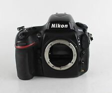 NIKON D800 Black Digital SLR Camera Body