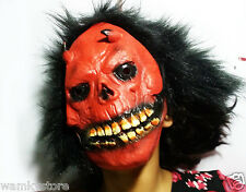 COOL HALLOWEEN HORROR SCARY FUNNY LOOK MASKS
