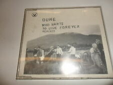 Cd   Dune  – Who Wants To Live Forever (Remixes)  (2)