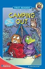Camping Out, Level 1 (Little Critter First Readers)-ExLibrary