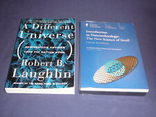 Teaching Co Great Courses  DVDs      INTRODUCTION to NANOTECHNOLOGY  new + BONUS