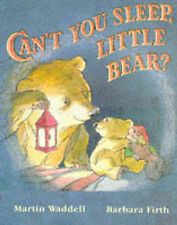 Can't You Sleep, Little Bear? (Big Books Series), Waddell, Martin, Good, Paperba