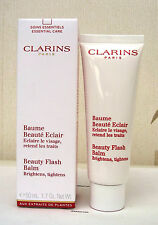 Clarins Beauty Flash Balm  New and Sealed 50ml full size boxed