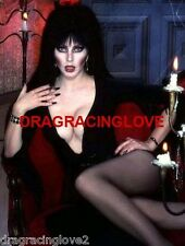 "Cassandra Peterson ""Elvira"" ""Mistress of the Dark"" SEXY"" ""Pin-Up"" PHOTO! #(3)"