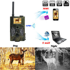 SunTek HC-300M HD Digital Infrared Trail Hunting Video Camera  940NM MMS GPRS