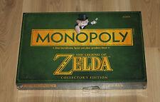 Monopoly Zelda Collector's Edition mit 6 Sammler-Spielfiguren Figure Deutsch