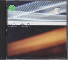 BEAR CLAW - slow speed deep owls CD