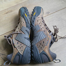 NOS Moth Brown Merrell Intercept Hiking/Trail Shoes Men's US Size 10