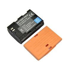 NEW LP-E6 Battery for Canon EOS 5D Mark II 7D 60D BGE7 UPDATED CHIP 2650MAH