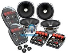 "2 JL AUDIO ZR525-CSI CAR 5.25"" PRO 2-WAY COMPONENT SPEAKERS MIDS  ZR-525CSi NEW"