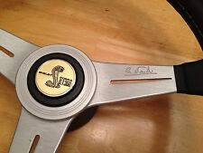 67 68 69 Ford Mustang Shelby GT 350 500 Horn Button Only - Nardi Steering wheel