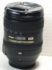 Nikon 16-85mm F/3.5-5.6 AF-S VR DX ED Lens FOR D5200 D5300 D5100 D5000 D3300 D90