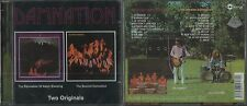 DAMNATION OF ADAM BLESSING -same + second 1969/70-progressive Rock