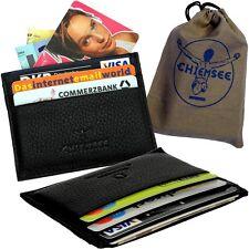 CHIEMSEE Kreditkartenetui (super flach 5mm), EC-/Visa Karten Etui Kartenetui NEU