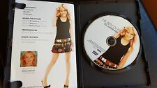 Hilary Duff - All Access Pass DVD UNRATED Jesse Spencer CONCERT music POP STAR!