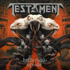 TESTAMENT - Brotherhood of the Snake 1 CD