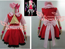 Touhou Project Flandre Scarlet Cosplay Costume K002