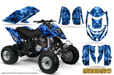 CAN-AM DS650 DS650X CREATORX GRAPHICS KIT DECALS INFERNO BL