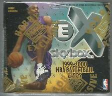 1999-2000 Skybox EX Basketball Sealed Unopened Box Autographics