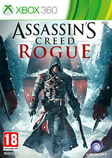 ASSASSINS CREED ROGUE XBOX 360 GAME BRAND NEW SEALED OFFICIAL