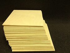 "1/8"" (3mm) x 8.5"" x 11"" Baltic Birch Plywood for CNC, Laser, Scoll Saw 40 pieces"