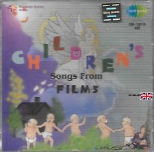 CHILDRENS SONGS FROM FILMS - BOLLYWOOD SARE GAMA CD - FREE UK POST