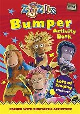ZingZillas: Bumper Activity Book, BBC, New Book