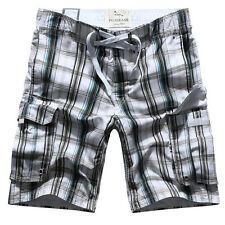 NEW MENS FOXJEANS CASUAL CARGO WALKSHORTS MEN'S BOARDSHORTS-SIZE 34