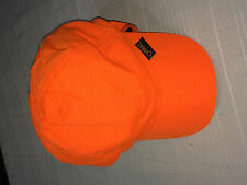 1 Goretex blaze orange earflap hat Thinsulate insulated waterproof breathable