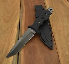 Couteau Smith&Wesson Special Ops Tactical Tanto Acier 9Cr17 Manche Zytel SW7CP