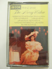 Franz Lehar - The Merry Widow - Sutherland - Album Cassette Tape, Used very good