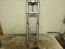 1987 Suzuki Intruder VS 1400 VS1400 Left & Right Fork Forks Triple Tree Axle