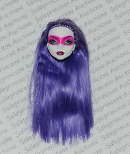 NEW Monster High Power Ghouls Polterghoul Spectra HEAD Replacement Loose