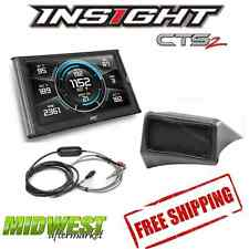 Edge Insight CTS2 With EGT Probe & Dash Mount For 2003-2005 Dodge 5.9L Cummins