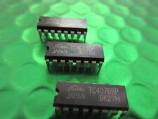 TC4076BP, Rare Vintage Toshiba IC. New parts. UK Stock. **5 per sale**