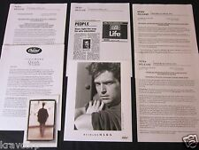 RICHARD MARX 'FLESH & BONE' 1997 PRESS KIT #2—PHOTO/POSTCARD