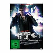 The Speed of Thought ( Sci-Fi-Thriller 2DVDs ) mit Nick Stahl, Mía Maestro NEU