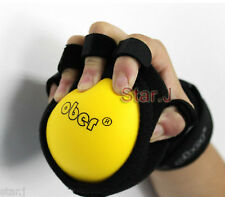 Hand Impairment Finger Squeez Ball Rehabilitation Exercise Therapy Wirst Support