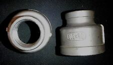 """STAINLESS STEEL REDUCER COUPLING 1 1/4"""" x 3/4"""" NPT RC-125-075"""
