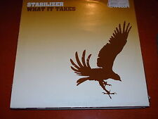 Stabilizer-What It Takes-LP-Plastic Raygun-Vinyl Record-France