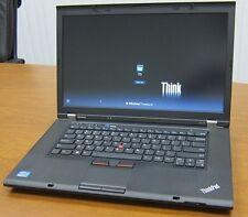 Lenovo ThinkPad W530 i7 3740QM 2.7GHz#16 GB Ram#256GB SSD #Nvidia Quadro K1000M
